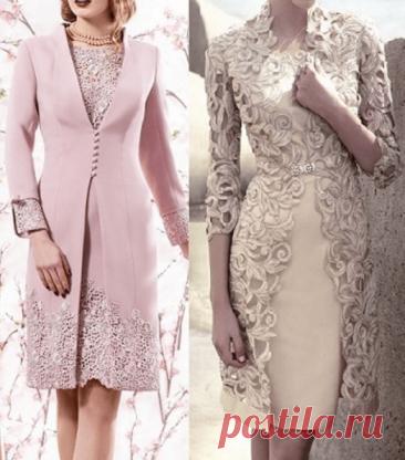 Выкройка летнего платья-пальто (Шитье и крой) – Журнал Вдохновение Рукодельницы