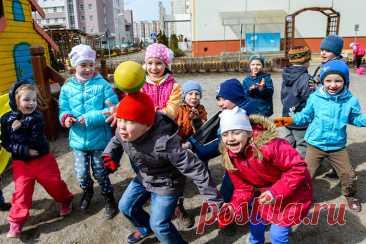 Безопасность для детей в детском саду: как обучить правильному поведению