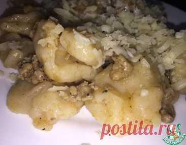 Галушки по-флотски – кулинарный рецепт