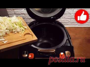 Буду готовить всё лето и никогда не перестану! Вкусный рецепт капустной запеканки в мультиварке!