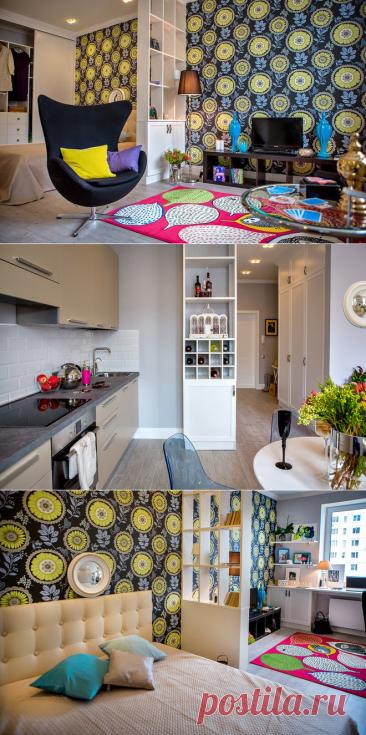 El apartamento londinense en Krasnogorsk