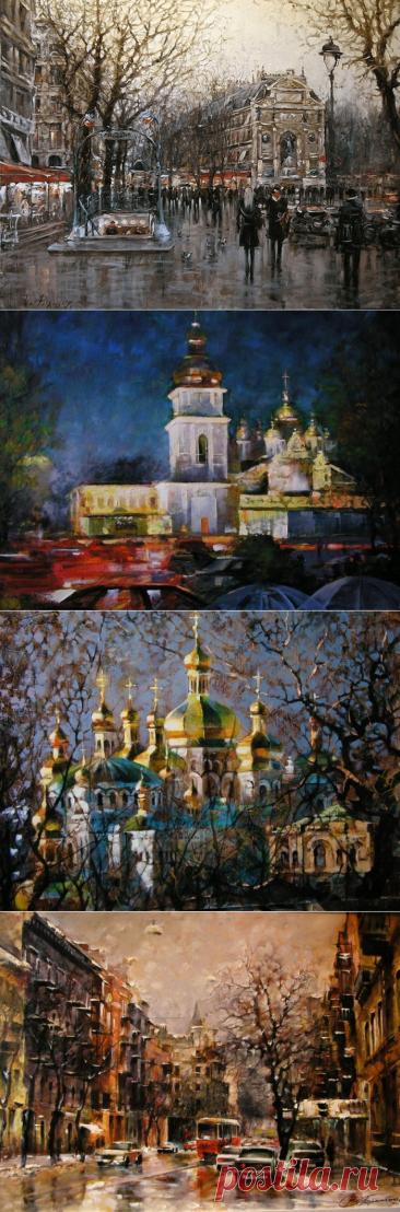 Художник Виталий Петровский.2 часть.