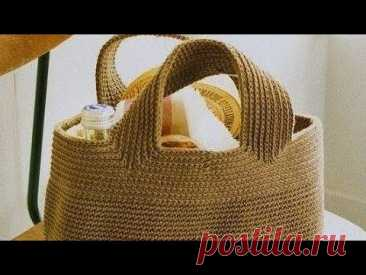 4 Топовые сумки крючком со схемами на лето🍃🍃🍃 - YouTube