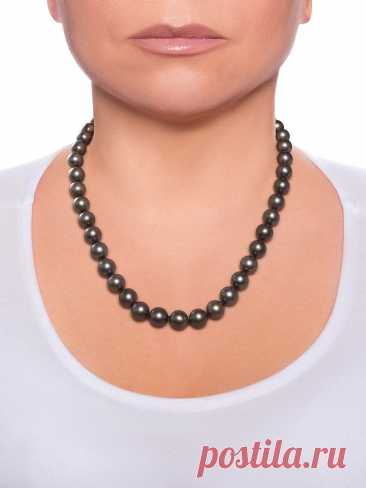 178.000 р-Колье из жемчуга Б2-1112 – купить в Москве, цена в интернет-магазине TRIADA Pearl