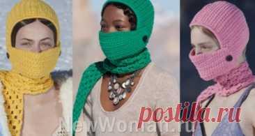 Головные уборы Осень-Зима 2021-2022 - модные тенденции и 215 фото. Какие шапки, береты, шляпы для девушек и женщин самые модные в сезоне Осень-Зима 2021-2022