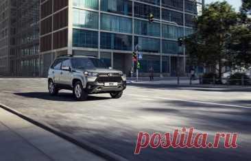 АвтоВАЗ открыл предзаказ на новый Lada Niva Travel - Авто Mail.ru
