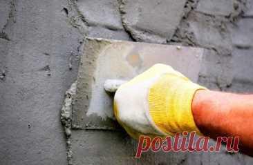 Как сделать цементный раствор супер крепким. - Мужской журнал JK Men's Цементный раствор – это широко применяемый строительный материал. Он незаменим как при строительстве дома, так и в сфере его обустройства.