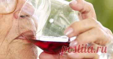 Теперь официально: бокал вина в день — лучший способ защитить себя в старости — ХОЗЯЮШКА24