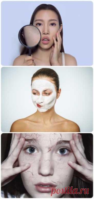 Проблемы с кожей: причины и решения
