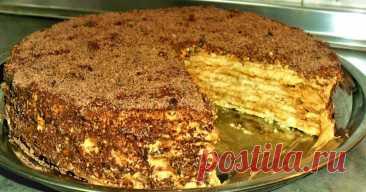 Рецепт того самого армянского торта, который пыталась приготовить жена Магикяна! Торт«Микадо»— один из самых популярных классических тортов. Принято считать, что это традиционный...