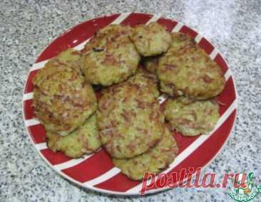 Картофельные драники с сосисками – кулинарный рецепт