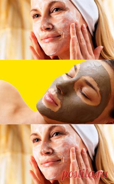 Супер маска от морщин...