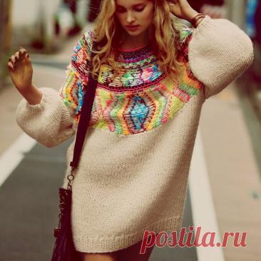 Яркоцветие в мире вязаной моды и просто в быту (большая подборка фото)   Sana Lace Knit   Яндекс Дзен