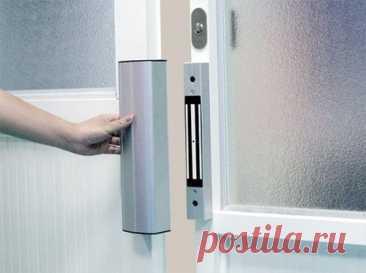 Электромагнитные замки – надёжные защитники любой двери - Мужской журнал JK Men's Надёжность замка, который установлен на входной двери, во многом определяет безопасность жилища и имущества, которое находится в нем.