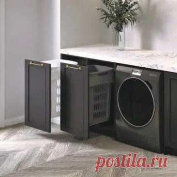 Куда спрятать стиральную машину в ванной Какой бы стильной и современной не была стиральная машина, она все равно останется вещью, которую хочется скрыть. Сделать так, чтобы бытовая техника не портила внешний вид ванной комнаты довольно прос...