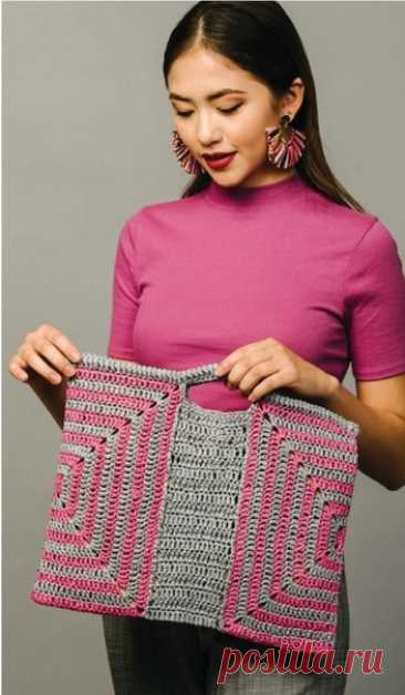 Bag from squares