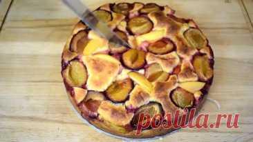 #Вкуснее аы еще не ели! #Сочный, #нежный #пирог, кто пробует обязательно берет #рецепт!