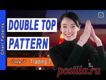 Double top chart pattern [Complete Guide] How to trade with lowest risk.