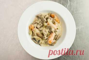 Бланкетт из телятины, пошаговый рецепт с фотографиями – французская кухня: основные блюда. «Еда»