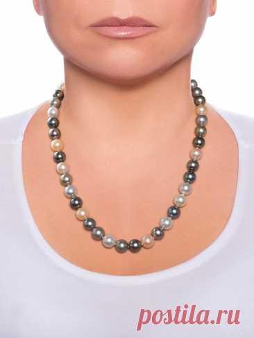 325.000 р-Колье из жемчуга Б6-6-1012 – купить в Москве, цена в интернет-магазине TRIADA Pearl