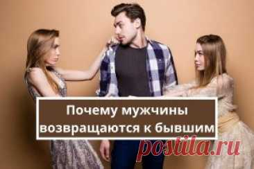 Мужчина вернулся к бывшей жене. Почему? | Психология
