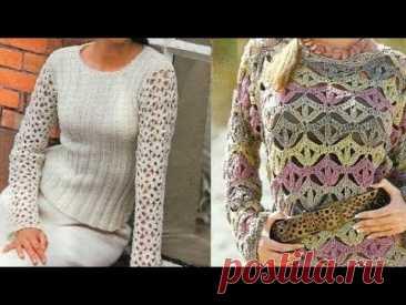 Вязание крючком для женщин - Crochet for Women - YouTube