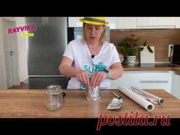 Как сделать Формы для куличей/паски. ПАСХАЛЬНЫЕ формы для  выпечки КУЛИЧЕЙ своими руками! Сделай сам