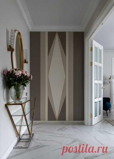 Как дизайнеры оформляют тесные прихожие: 7 примеров | SALON-interior | Яндекс Дзен