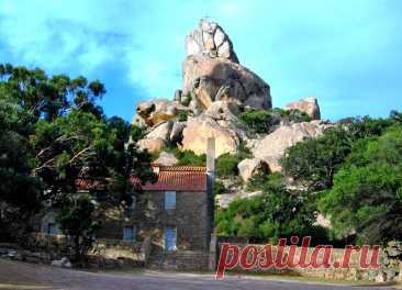Корсиканская жемчужина - город на скалах Бонифачо!