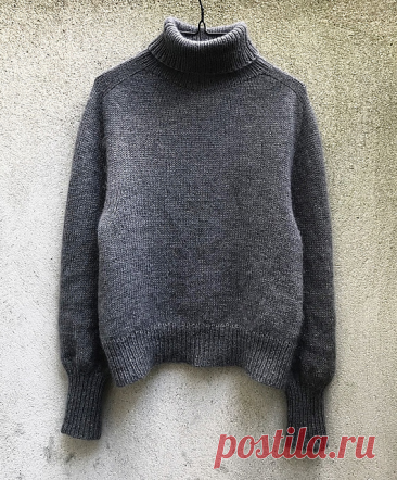 Вязаный свитер KarlJohan | ДОМОСЕДКА