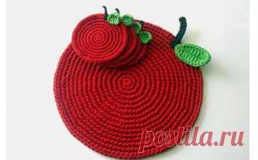Плоский круг. Крючком Правила вязания плоского круга крючком Часто при выполнении таких изделий как шапки, к