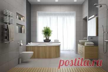 Как сделать хороший ремонт в ванной без дизайнера   Роскошь и уют