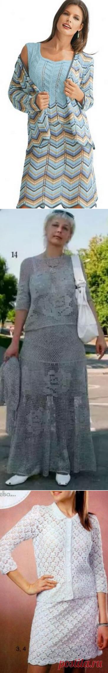 El traje veraniego