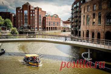 Старинные города Англии, которые нужно увидеть