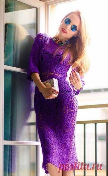 Роскошный мотив для роскошного платья