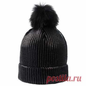 512Р-Новая женская шапка с бронзовым покрытием, радужная разноцветная шерстяная вязаная шапка с помпонами, женская теплая шапка, шапочки, облегающие шапки | Аксессуары для одежды | АлиЭкспресс