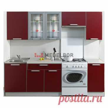 Кухня Классика 1700 витраж - купить, цена в Санкт-Петербурге и Лен. Обл.