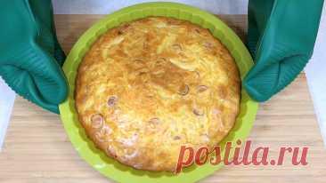 Готовлю из капусты с сосисками солянку и заливаю простым тестом (рецепт капустного пирога на скорую руку)   Розовый баклажан   Яндекс Дзен