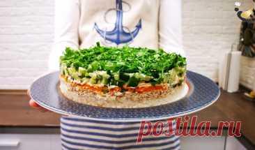 Попробовал в гостях вкусный салат «Норвежский роман», мне понравился. Приготовил дома для семьи, все остались довольны, делюсь   MEREL   KITCHEN   Яндекс Дзен