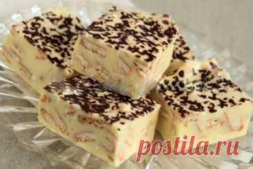 Быстрый и легкий, с ароматом ванили, с нежными слоями, сливочный вкусом шоколада – МОЛОЧНО-ВАНИЛЬНЫЙ торт без выпечки