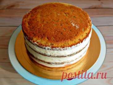Торт «Наташа». Классический торт советского времени