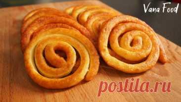Картошка по-новому: картофельные спирали – пошаговый рецепт с фотографиями