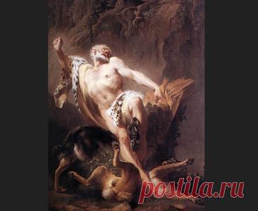 Самый сильный человек в Древней Греции был спортсменом и философом, а умер нелепо: Милон   Личное мнение о людях и событиях   Яндекс Дзен