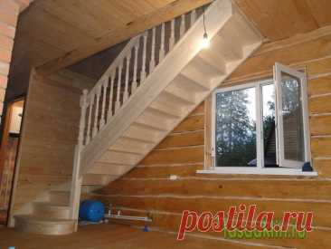 Какой должна быть идеальная лестница в частном доме по моему мнению   Рекомендательная система Пульс Mail.ru