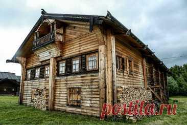 Обычаи - Как строили дома наши предки - ГОРНИЦА