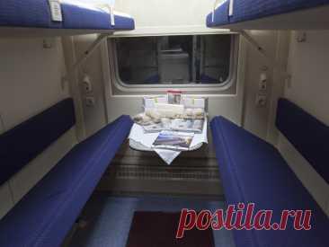 Какие места в поезде лучше не брать. Лучшие места в плацкартном вагоне
