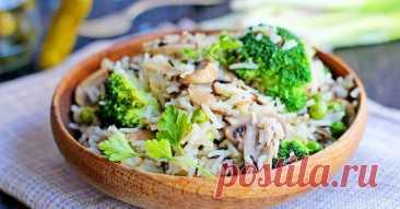 El arroz friable en 3 minutos. ¡Gracias el que lo ha inventado!