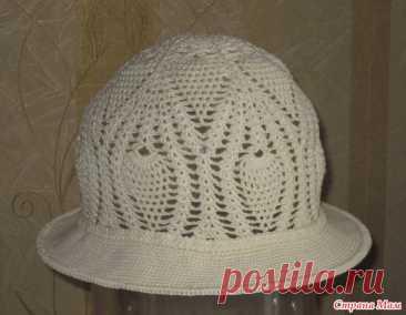 Шляпка Ананас - Вязание - Страна Мам