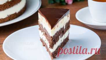 Не пропустите этот рецепт! Вкуснейший домашний десерт. Торт Милка | Готовим с Оксаной Пашко | Яндекс Дзен