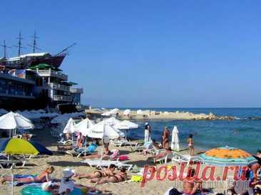 Болгарское побережье Черного моря 21. Курорт «Святые Константин и Елена»